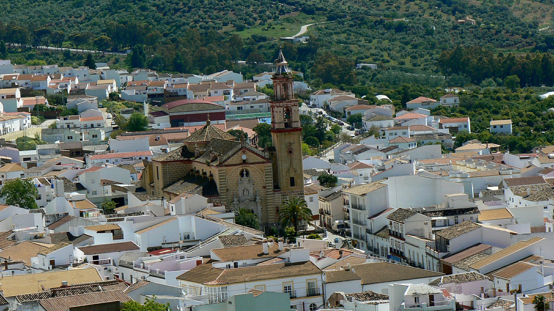 road trip espagne Algodonales-El Gastor