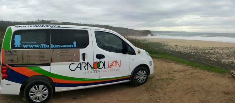 I Tour Surfer King - CARACOLVAN