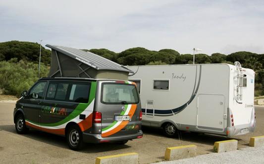 Vw T5 California a louer et camping car a louer