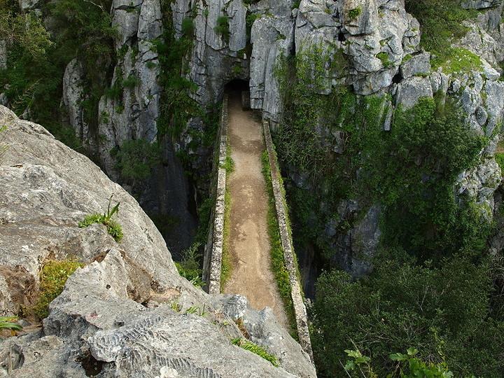 buitreras malaga road trip