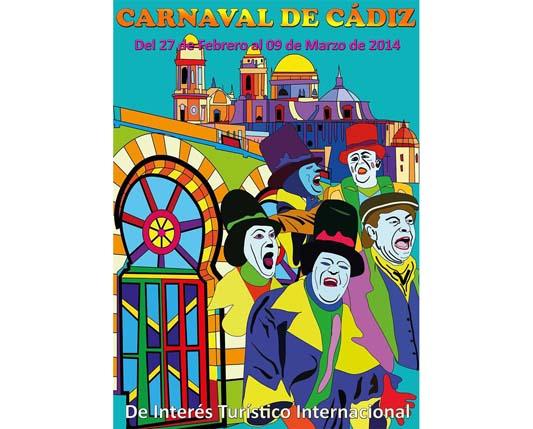 Carnaval Cádiz 2014