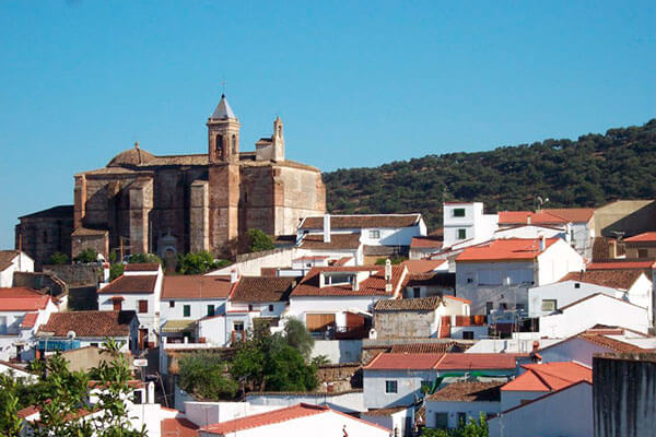 Castillo de las Guardas Sevilla