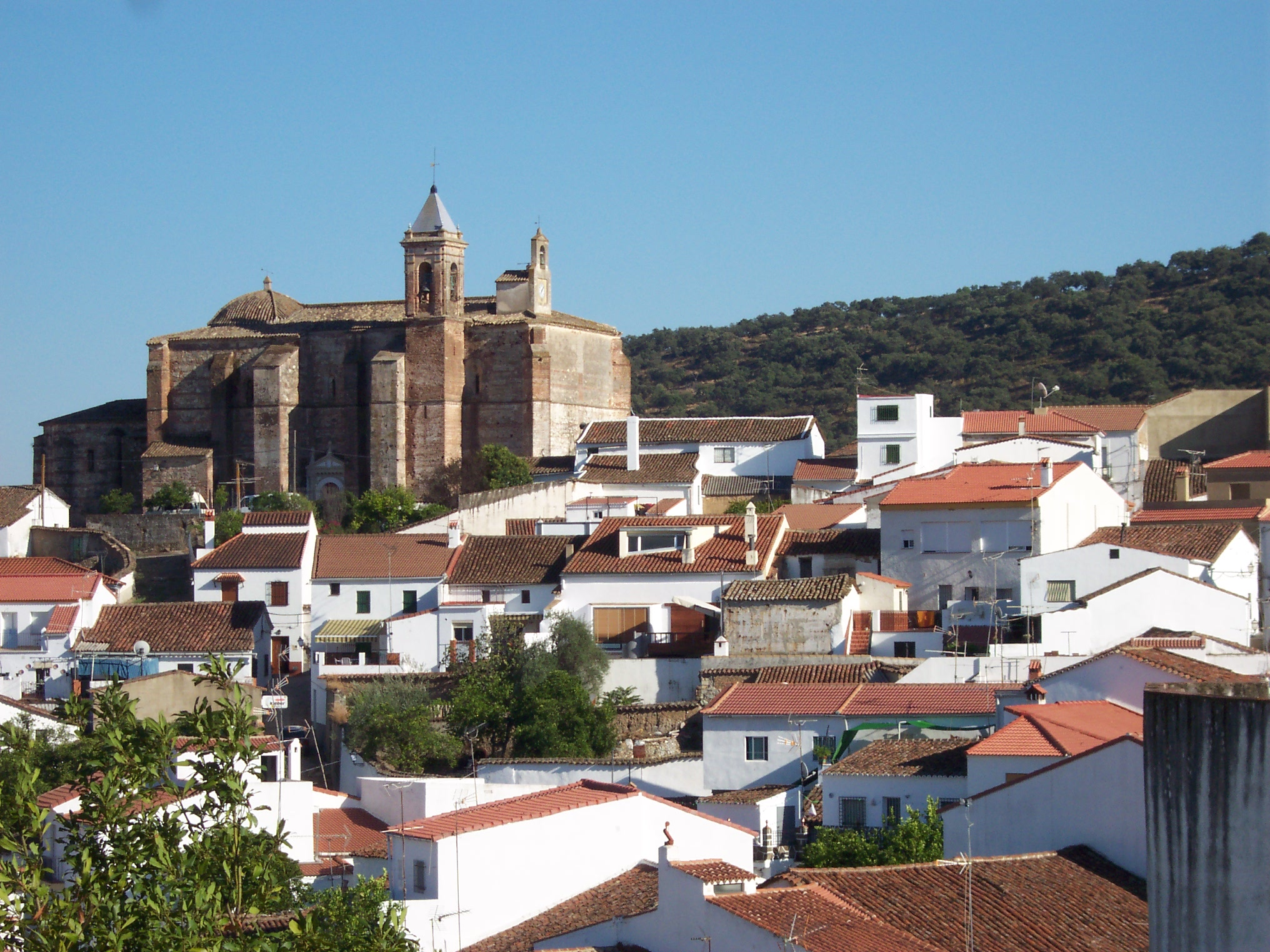 castillo seville