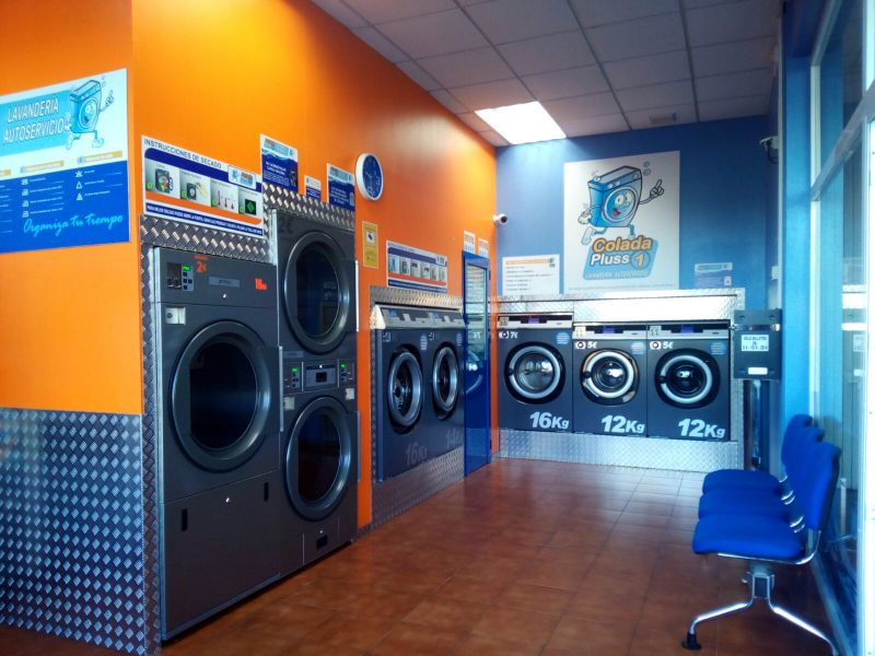 Chiclana lavadería
