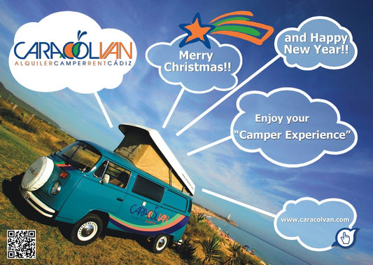 Christmas Gift Camper Experience