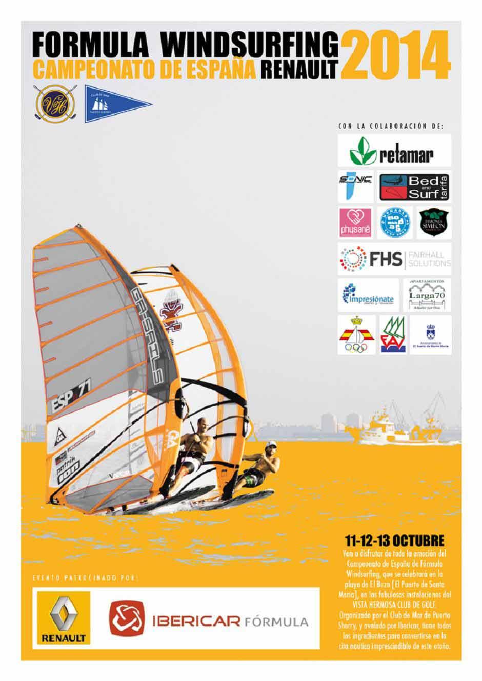 Windsurf Spain Championship El Puerto de Santa Maria