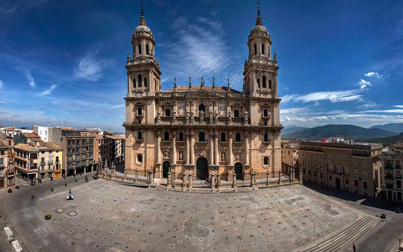 Jaén Andalucía viaje en Camper