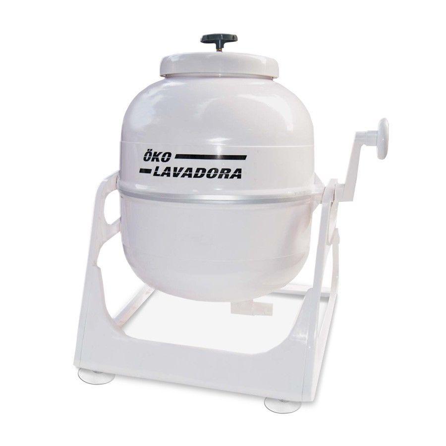 lavadora manivela
