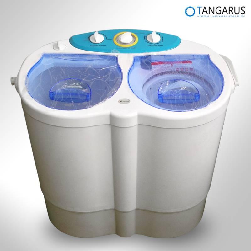 lavadora portátil Cádiz ideal para camping 25kg