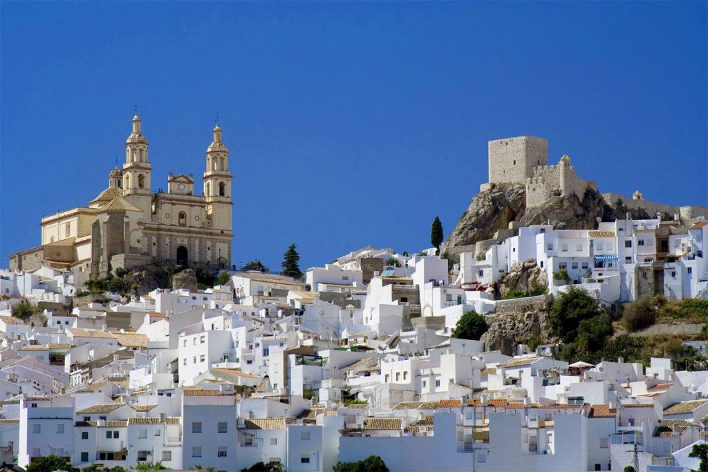 Weiße Dörfer von Cadiz