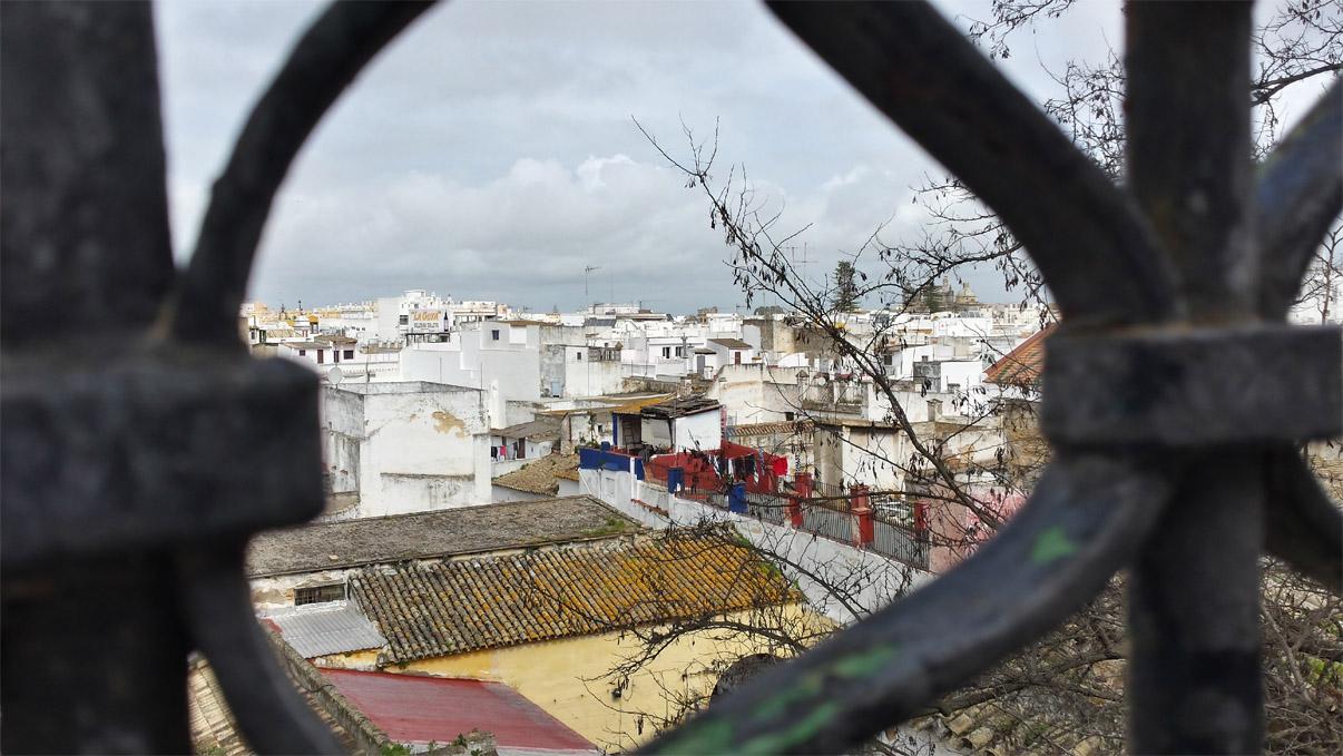 temps nuageux en andalousie