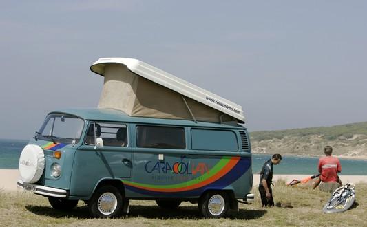 Vw T2 Kombi Camper, el modelo de furgo más hippie.