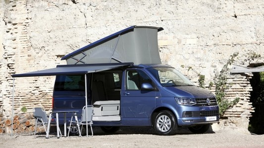 Vw T6 California, the most new Volkswagen Camper