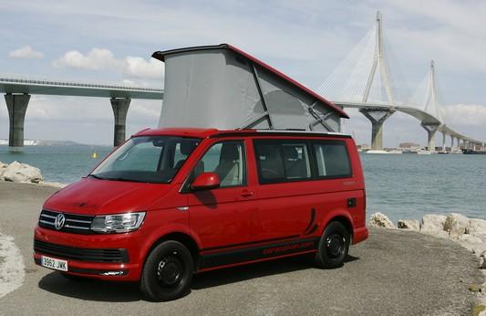 Nouvelle Vw T6 California Ocean