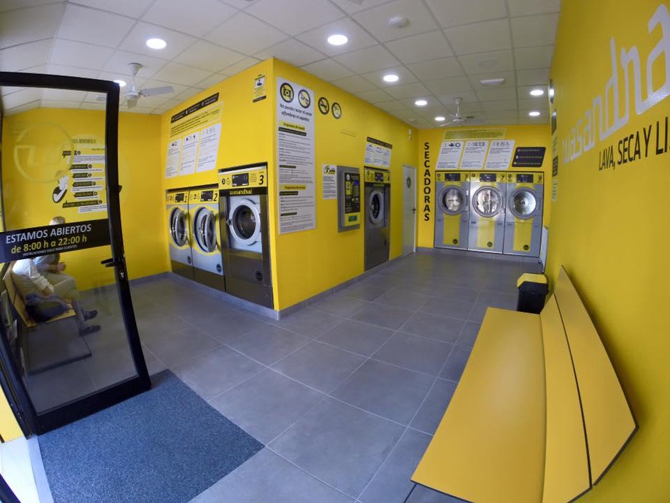 Wasandri lavadería