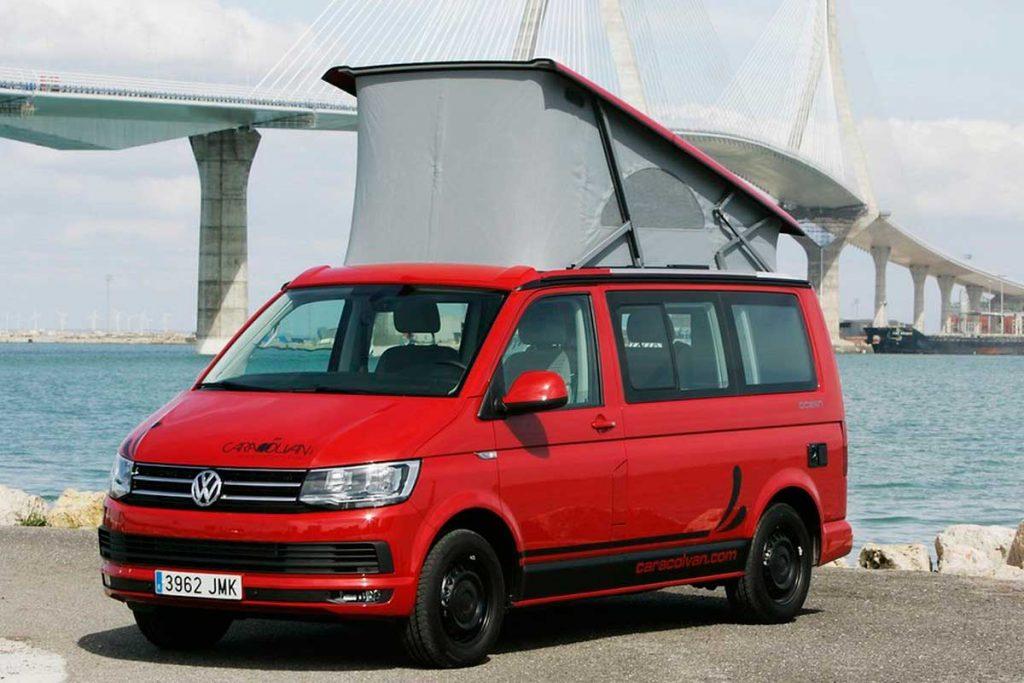 VW T6 California Ocean Caracolvan