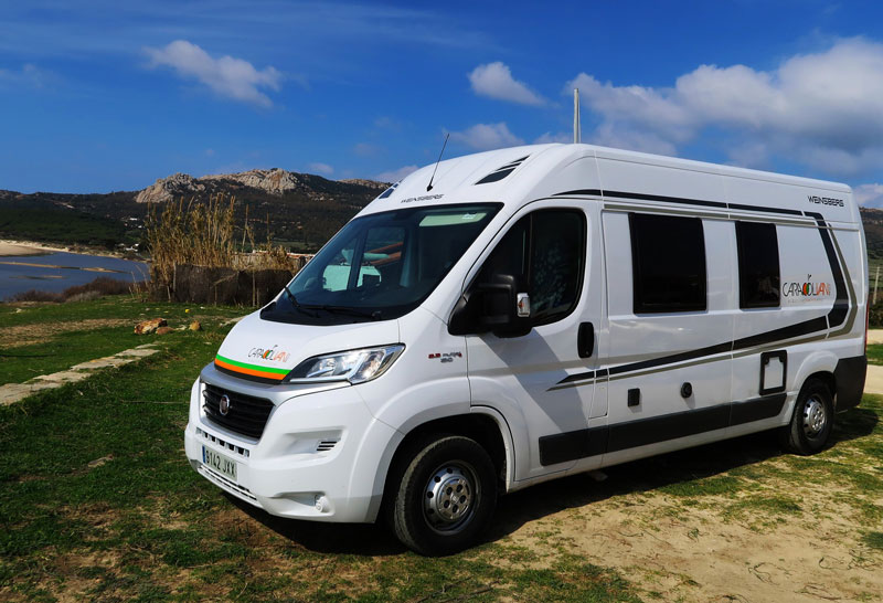 Maxi Camper Weinsberg Carabus