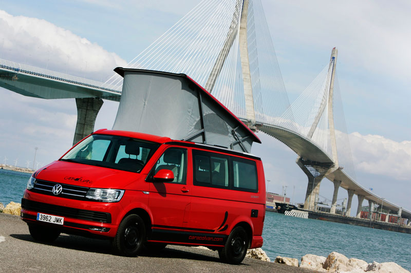 Vw T6 California Ocean rent