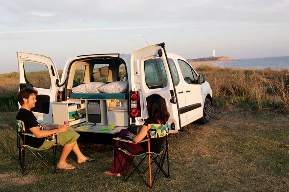 Rent Mini Camper Van Summer