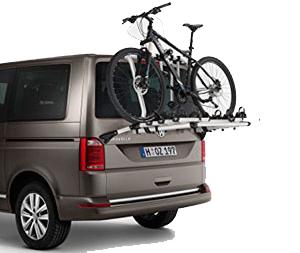 Fahrradständer VW T6 California