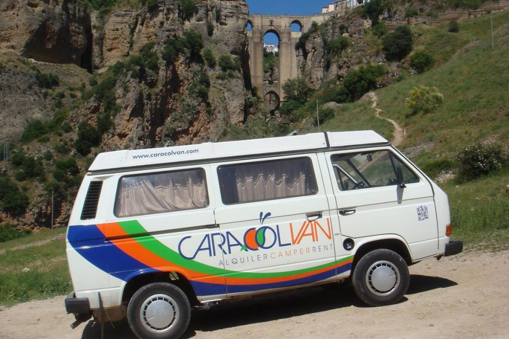 b2b9de4389 Rent your camper van in Malaga