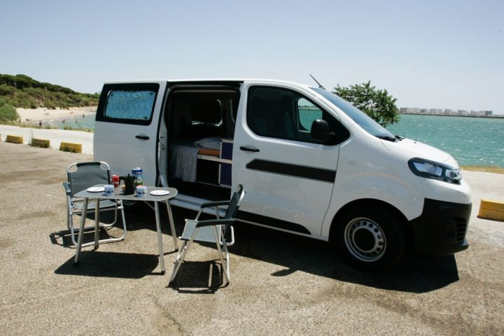 Cheap Camper Van