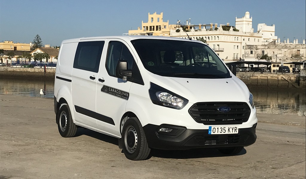 cheap camper van hire spain