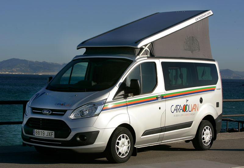 Ford Transit Nugget to hire