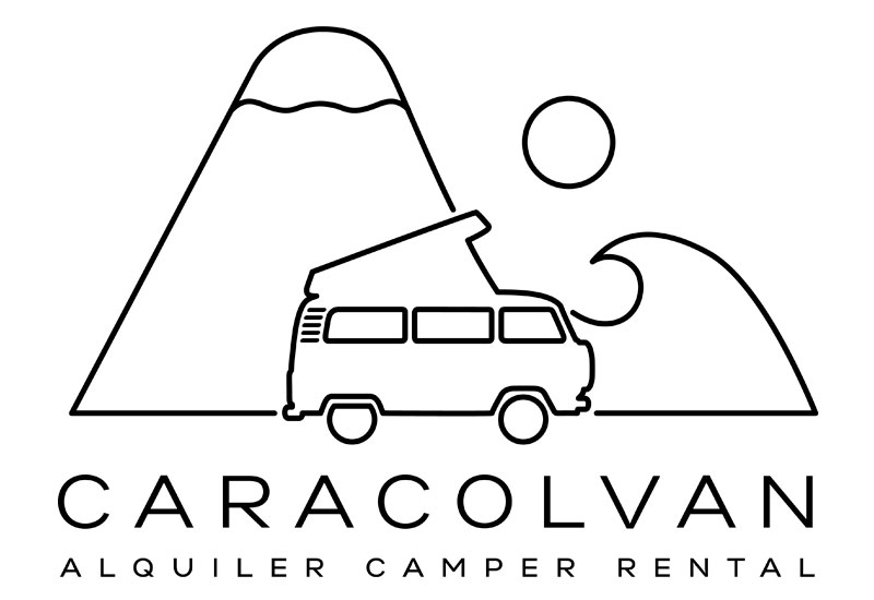 Camper van rental new logo