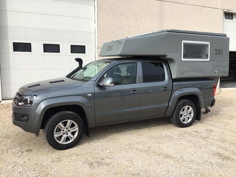rental Offroad camper Cell